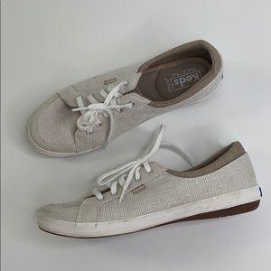 Keds Volloe II stripe ortholite lace up sneaker